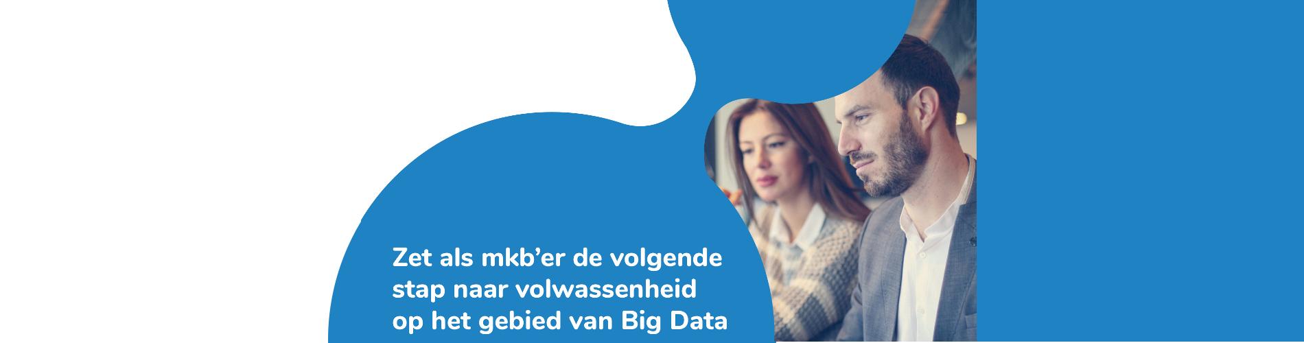 De volgende stap naar volwassenheid op gebied van Big data