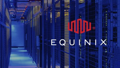 Customer Success Story Samenwerking tussen Equinix en Bluemine